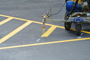 linestriping