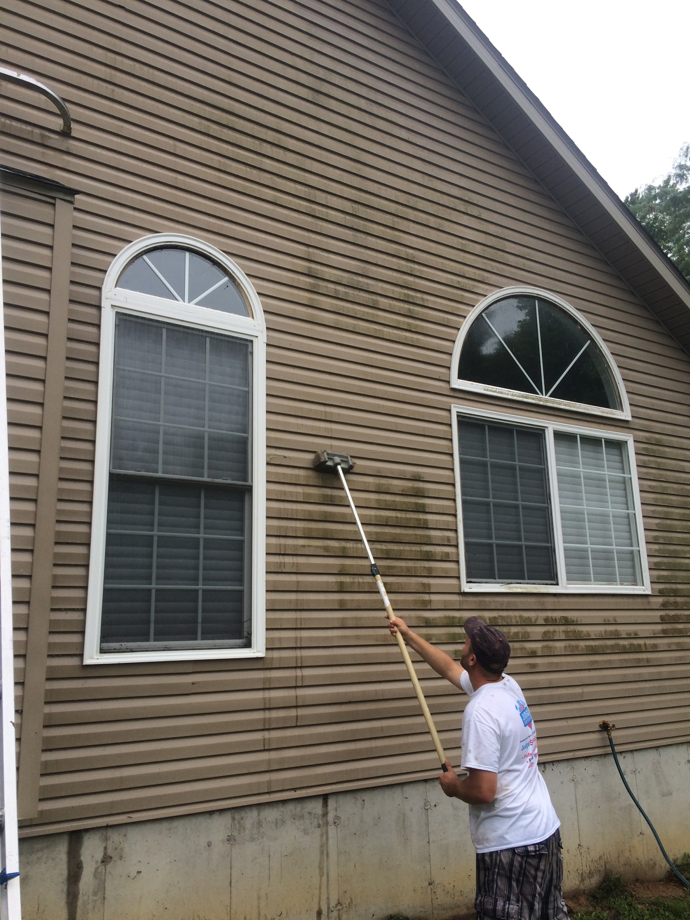 House Pressure Washing In Duqoin Il