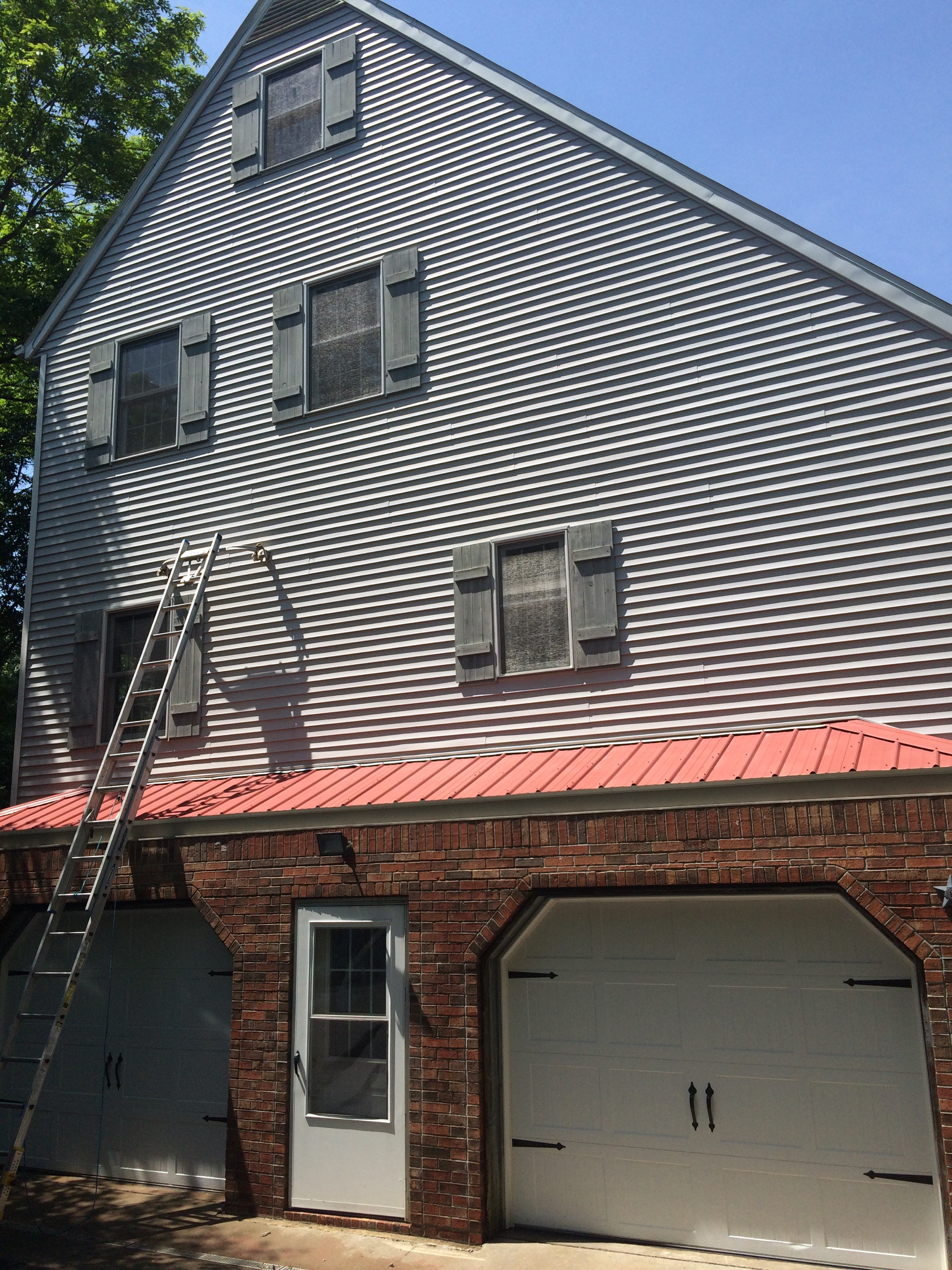 House Exterior Washing in Carbondale, IL -