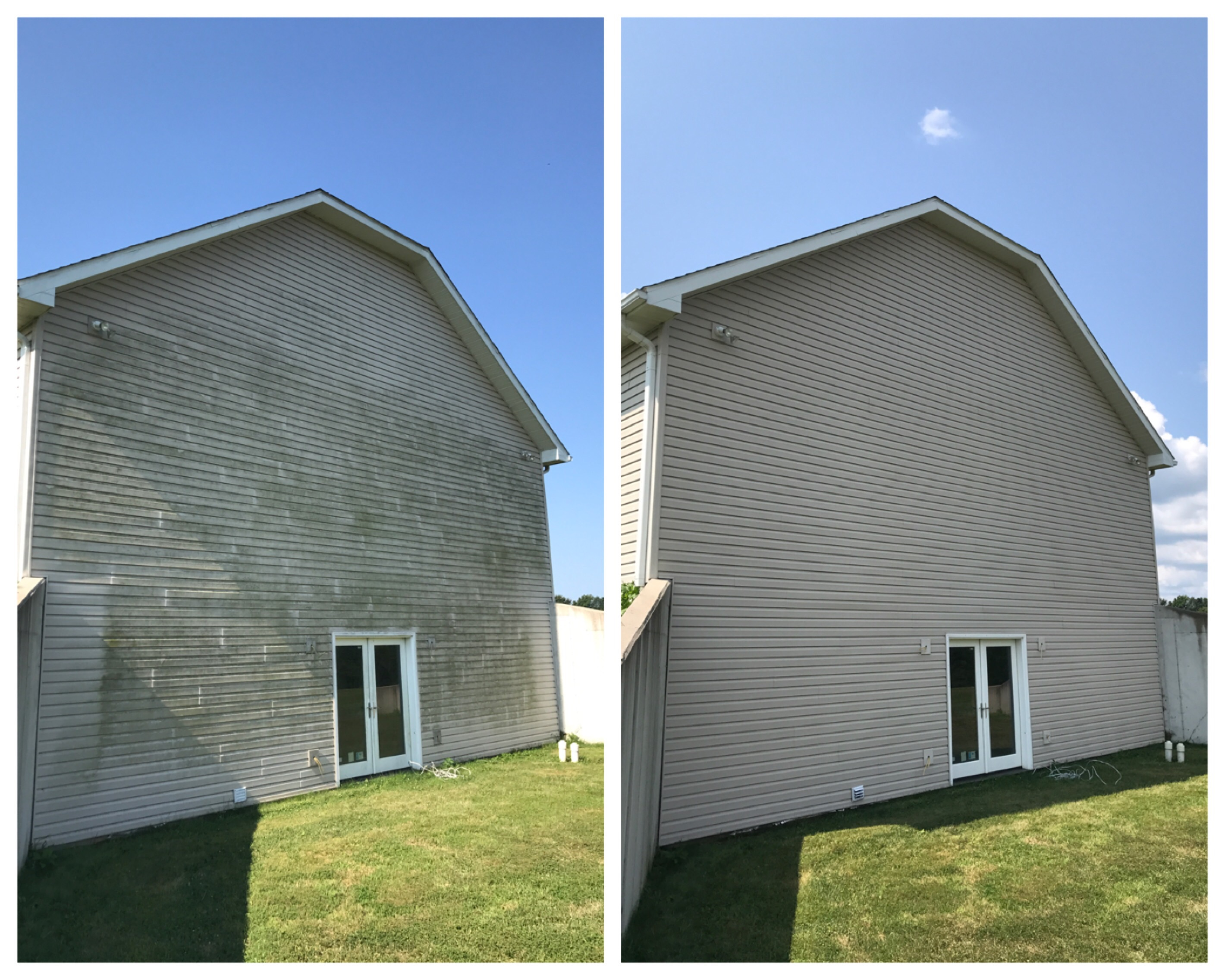 We Will Professionally Clean Your Home The Right Way And Safe Never Use High Pressure To Wash Houses Can Damage Siding
