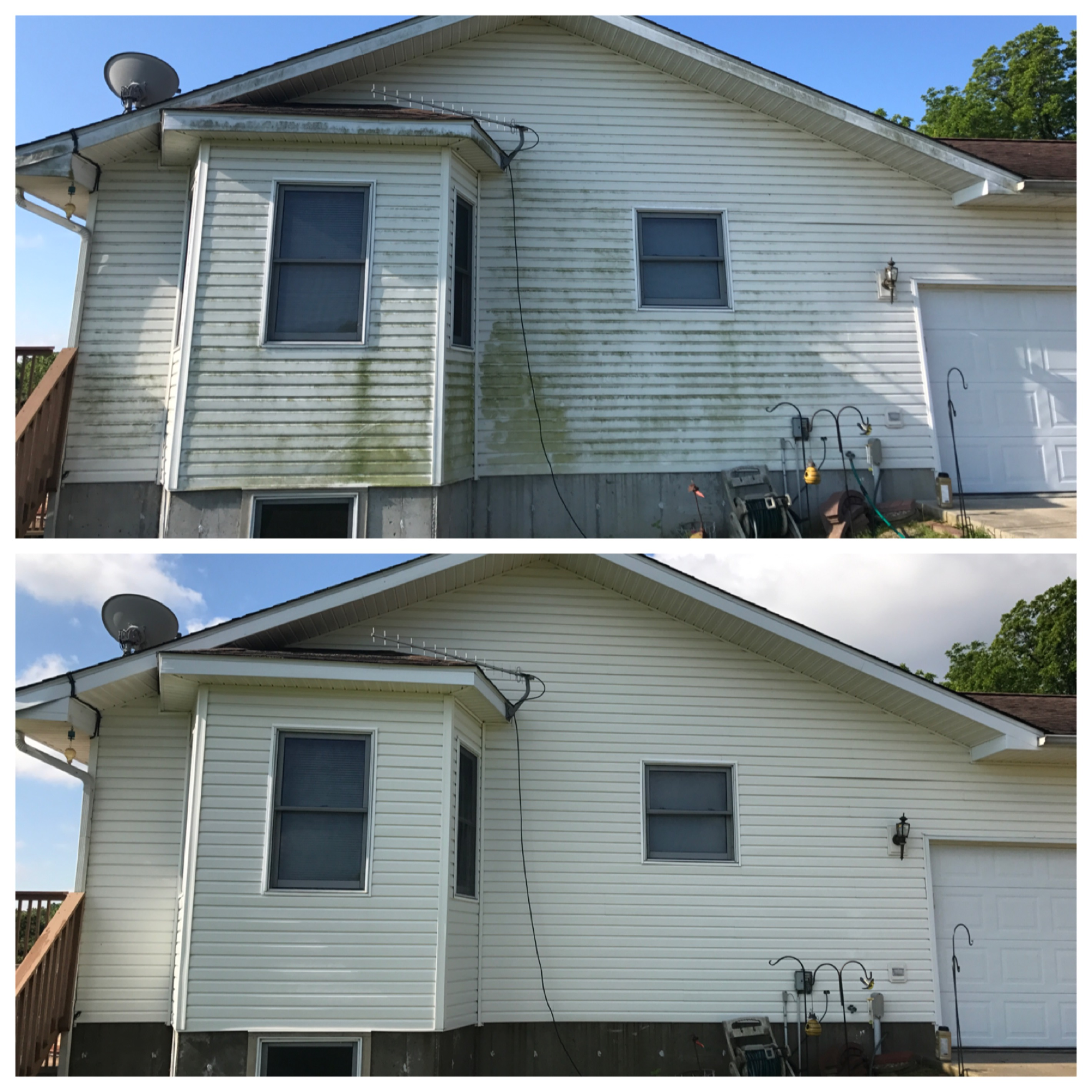 Judge services exterior cleaning specialists southern - Exterior house cleaning services ...