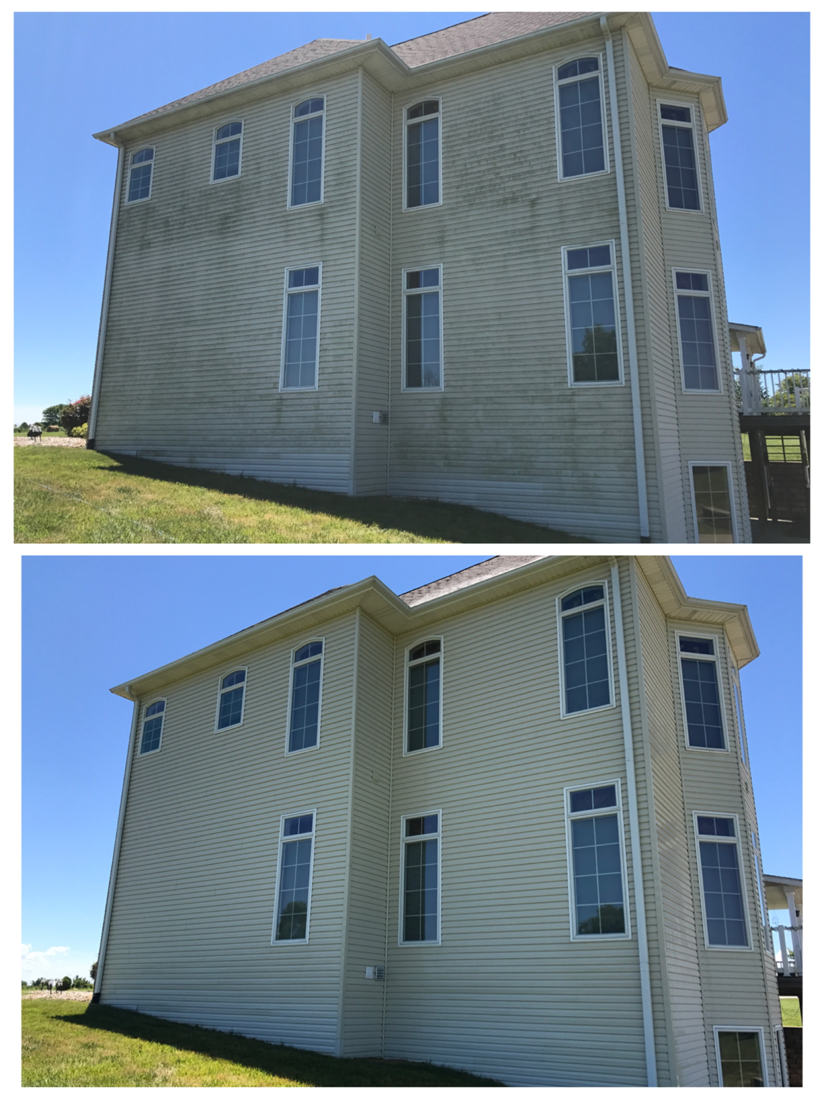 Judge Services Exterior Cleaning Professional Painting